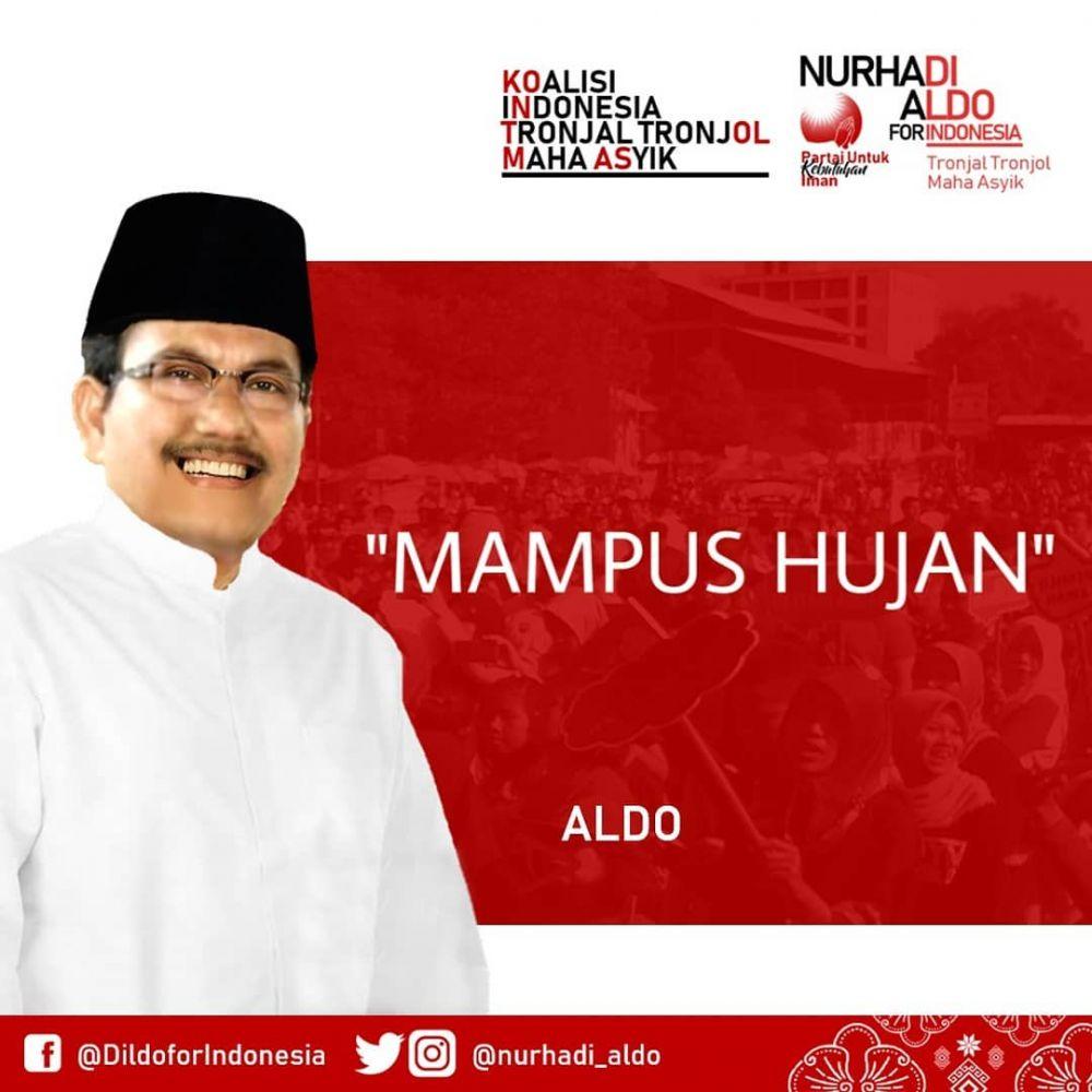 Capres Fiktif Idola Baru, 9 Quote Nurhadi-Aldo Ini Jenaka dan Cerdas!