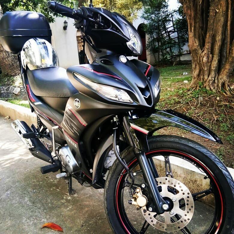 Jadi Saingan Supra,Intip Transformasi Yamaha Vega di Indonesia