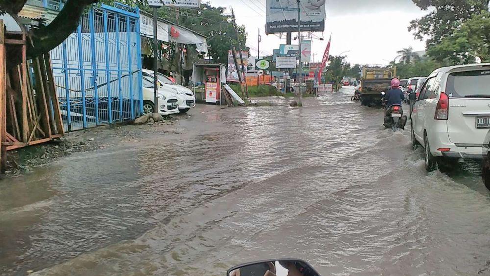Masuk Musim Hujan, Pemkot Antisipasi Banjir di Makassar