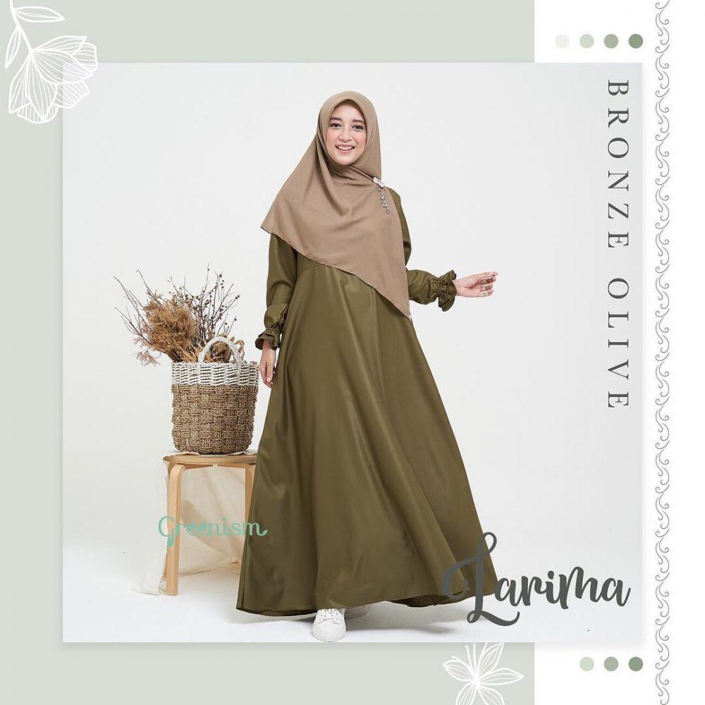 13 Pilihan Brand Gamis Lokal yang Layak Kamu Coba untukTampil Syar'i