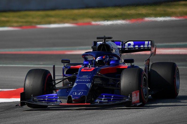 5 Pebalap Tercepat Sesi Terakhir Test Pra Musim F1 2019