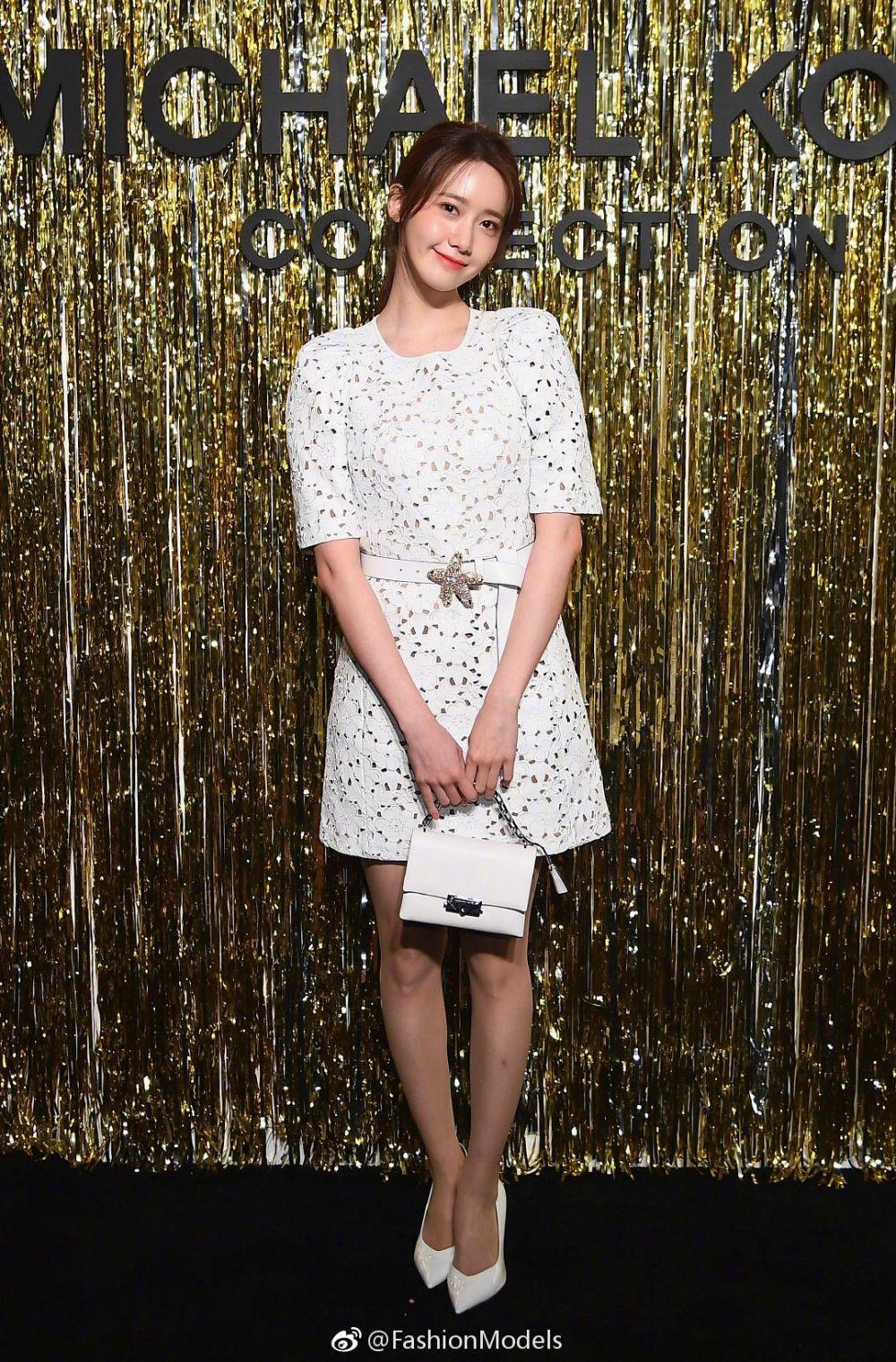 8 Potret Elegan Yoona SNSD di Run Away NYFW Fall 2019