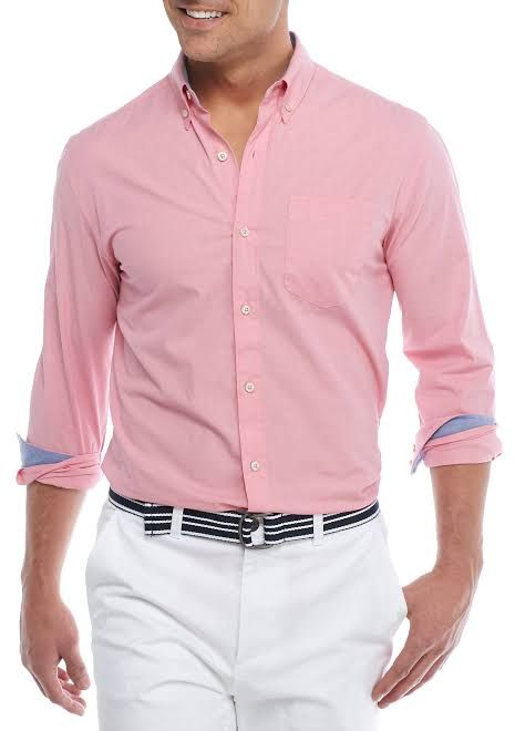 Tetap Manly, Begini 5 Tips Mix and Match Outfit Pink untuk Pria