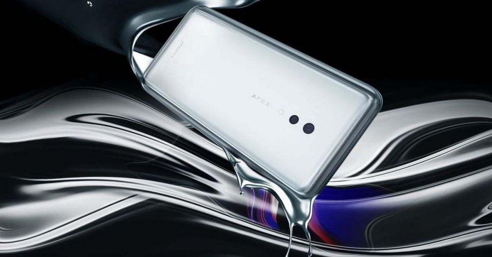 9 Spesifikasi Smartphone Vivo Apex 2019!Layar Tanpa Lubang!