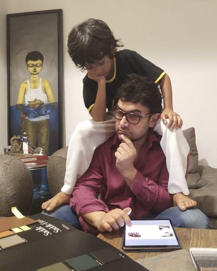 Ulang Tahun ke-54, 9 Potret Aamir Khan yang Semakin Menawan