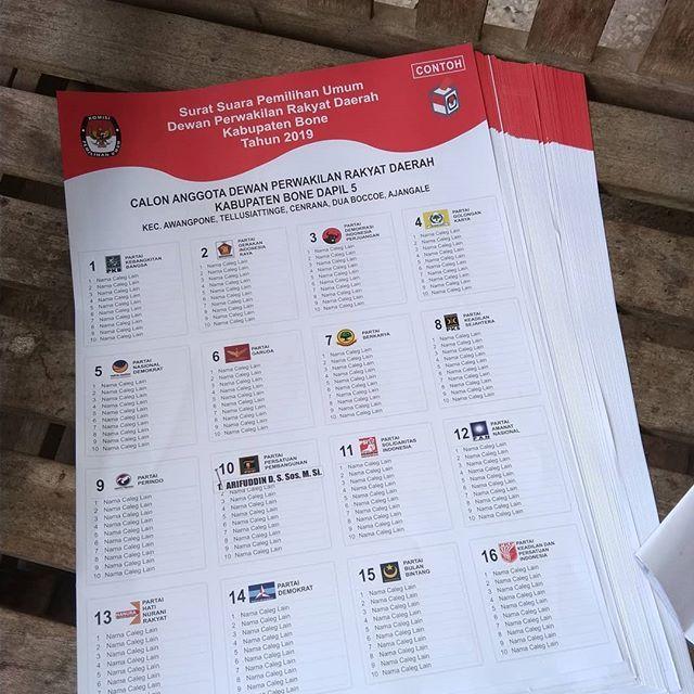KPU Jatim Mulai Distribusikan Logistik Pemilu 2019 Ke 38