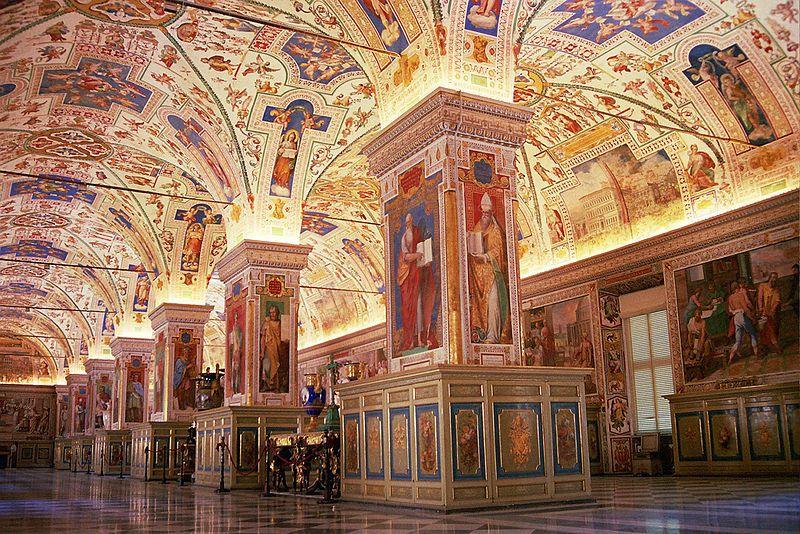 Museum Vatikan, Italia