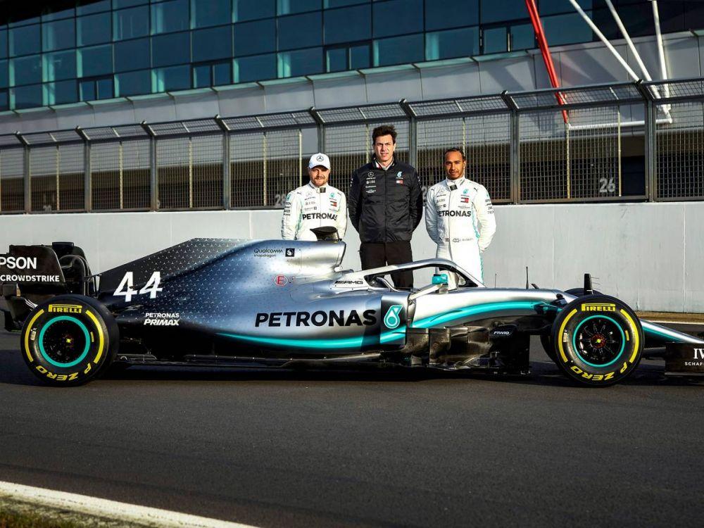 Ini Daftar Pembalap & Tim F1 di Formula 1 Musim 2019