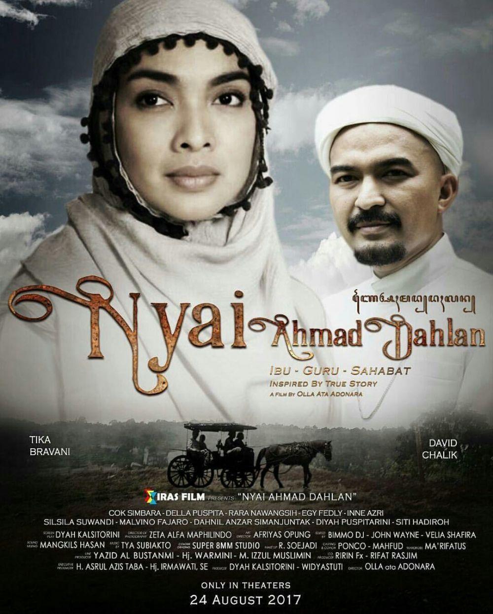 5 Film Terbaik Tentang Perjuangan Wanita Indonesia, Inspiratif!