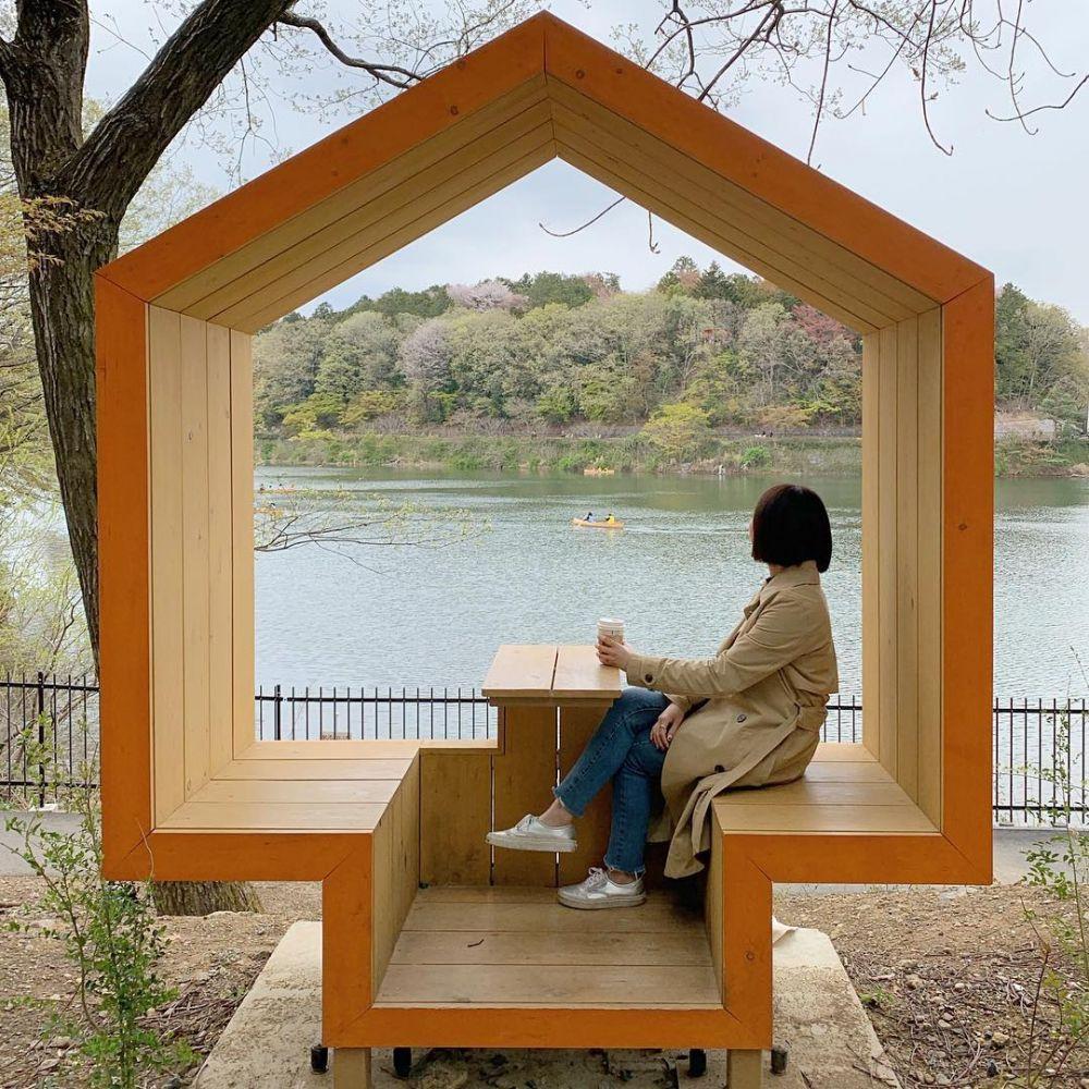 10 Potret Lucu Moomin Valley Park, Destinasi Asyik & Baru di Jepang!