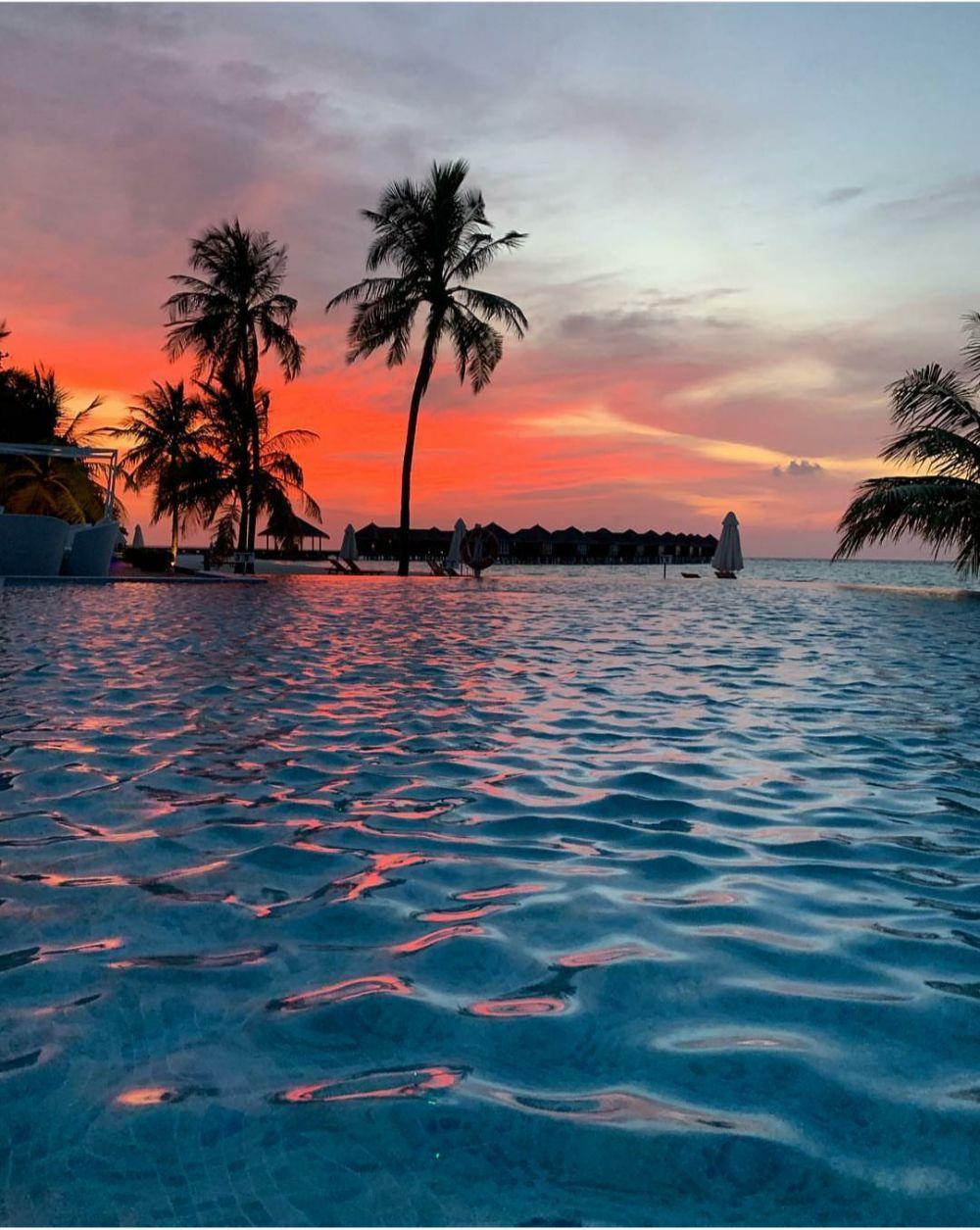 15 Jepretan Sunset Terindah dari Berbagai Dunia, Ada Indonesia Juga!