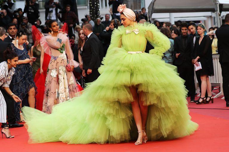 Ini Penampilan Memukau Deepika Padukone di Cannes Film Festival 2019