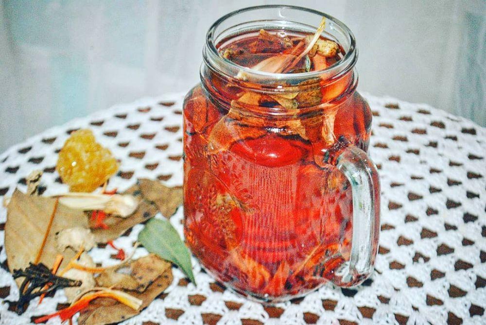 Resep Wedang Secang, Minuman Berbuka yang Sehat dan Praktis