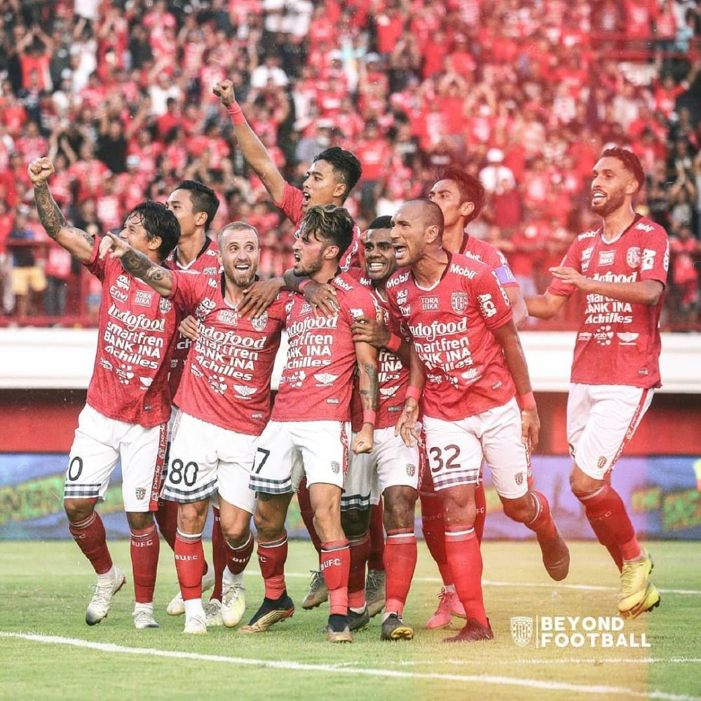 Bali United Juara Liga 1 2019, Ini Rahasia DapurStefano Cugurra