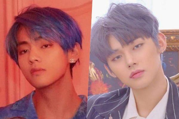 Bak Adik dan Kakak, 9 Foto Buktikan V BTS dan Yeonjun TXT Mirip Banget