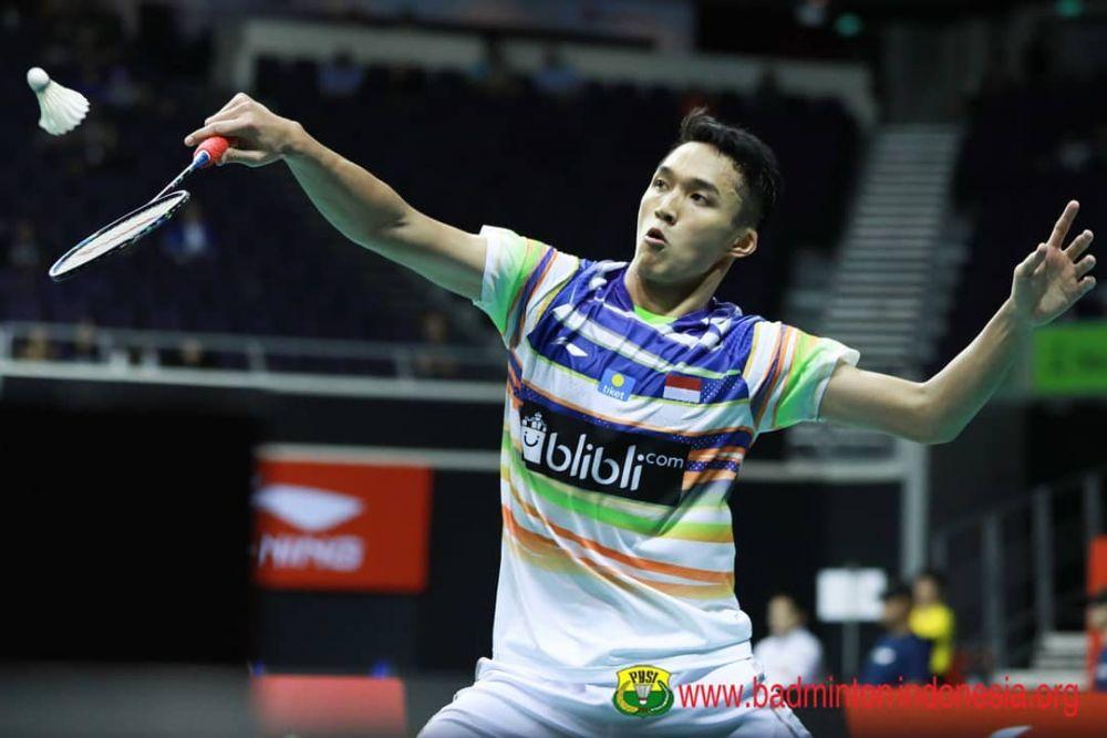 3 Fakta Jonatan Christie Sang Juara New Zealand Open 2019
