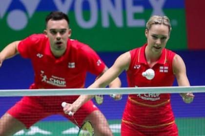 Sudirman Cup 2019: Inggris Menang Tipis dari Denmark, Indonesia Aman