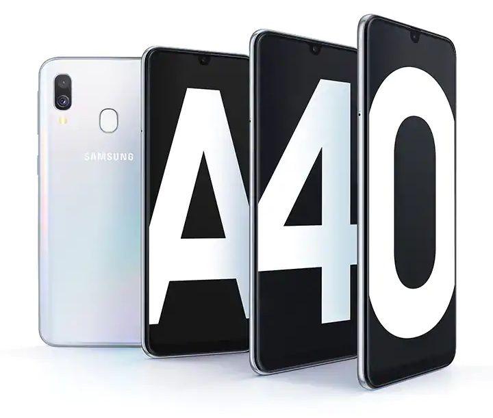 7 Keunggulan Samsung Galaxy A40, Ada Layar Notch Infinity U