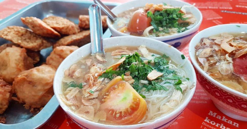 5 Rekomendasi Soto Ayam Paling Enak di Semarang, Sudah Coba?