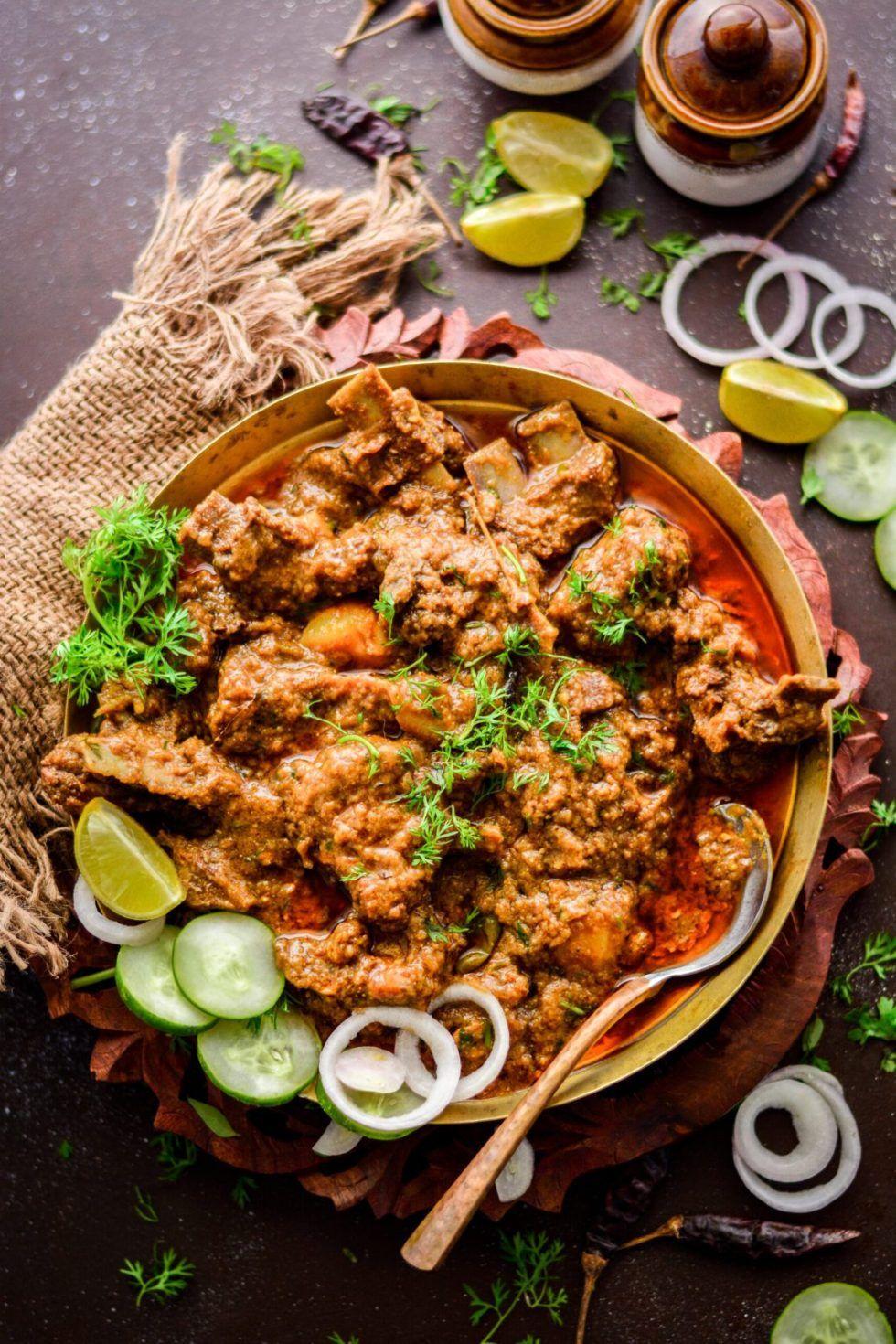 9 Hidangan Berbahan Dasar Kambing yang Populer di India