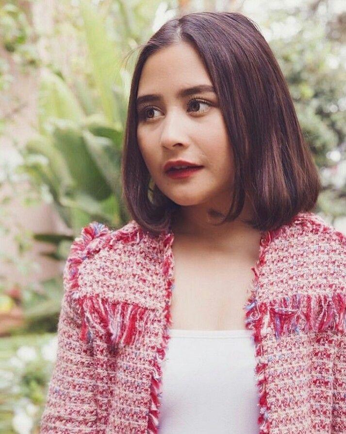 7 Artis Indonesia Yang Menawan Dengan Potongan Rambut Pendek