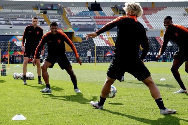 UEFA Nations League: Belanda vs Inggris, Auman Sepasang Singa Eropa