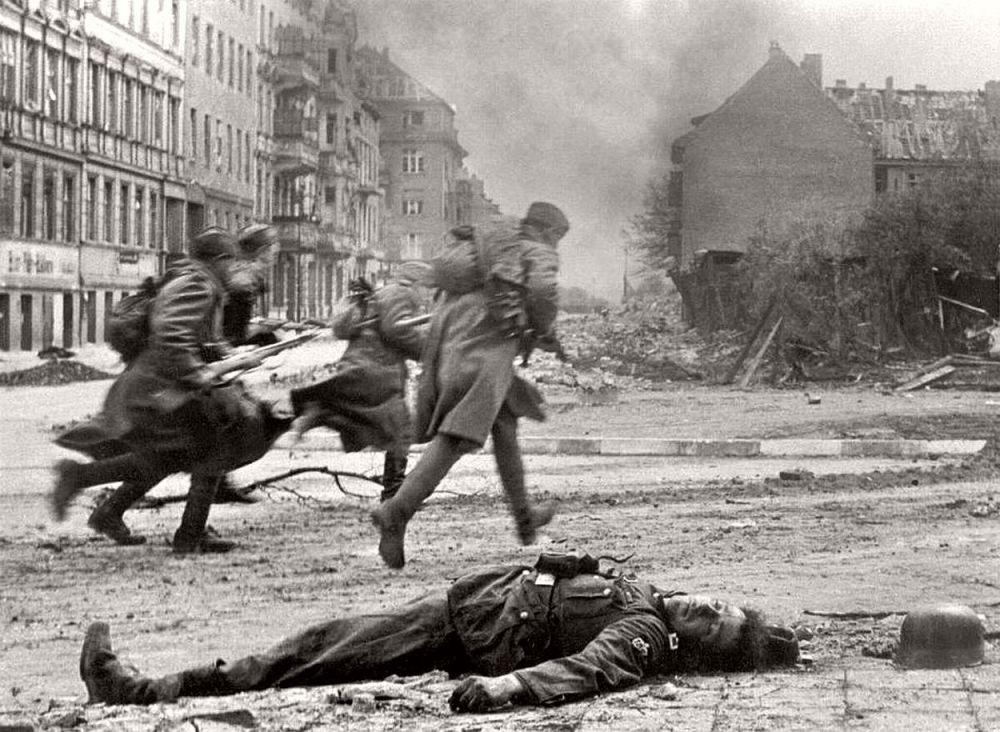 День торговли, 2 мировая война картинки ссср