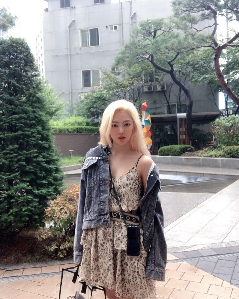 Comeback di MV Badster, 10 Foto Terbaru Hyeoyeon SNSD