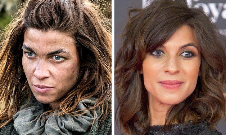 Beda Drastis, Simak 5 Wajah Aktris Serial Game of Thrones Tanpa Makeup