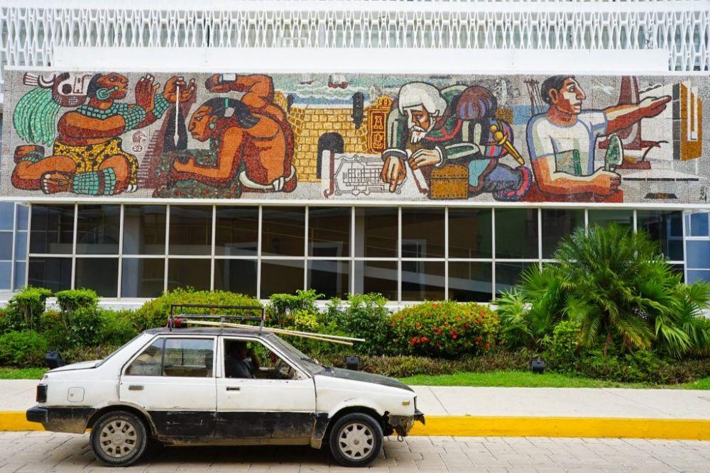 7 Fakta Campeche, Kota Bajak Laut di Meksiko yang Penuh Warna