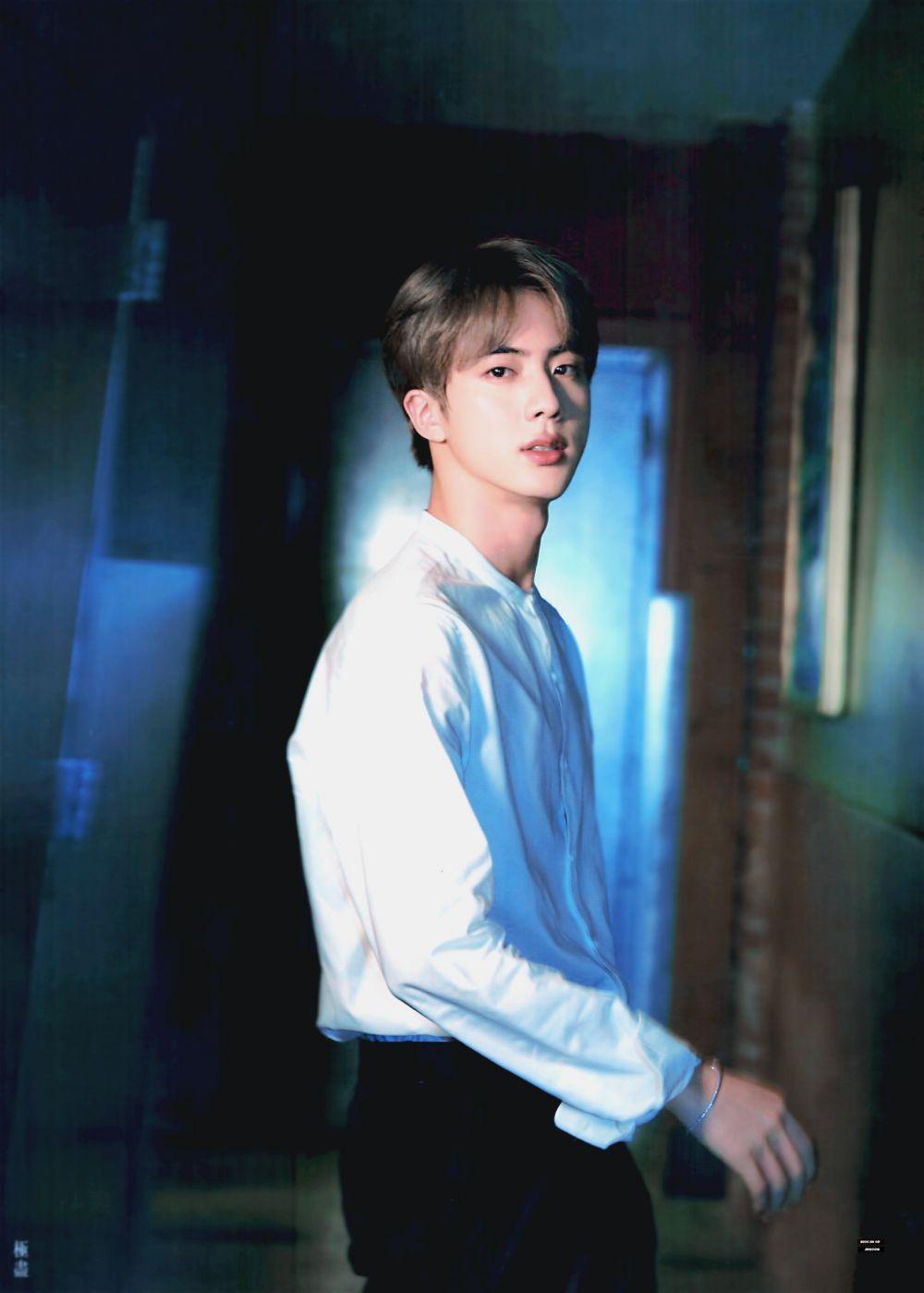 Ulang Tahun ke-28, 10 Transformasi Jin BTS dari Bayi hingga Dewasa