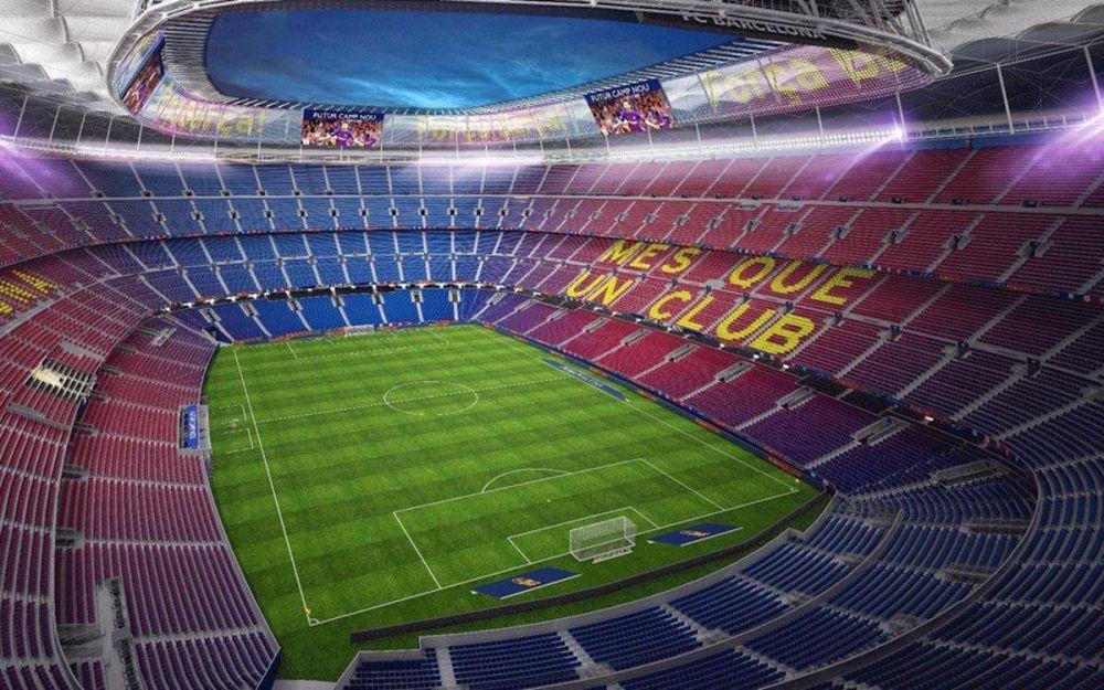 Gak Hanya Old Trafford, Ini 6 Destinasi Stadion Keren di Dunia