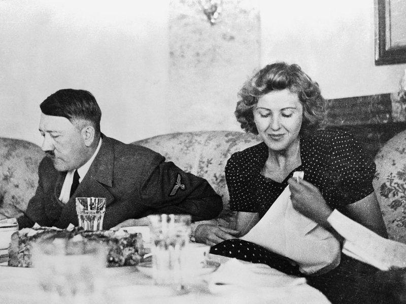 8 Fakta Menarik Eva Braun, Istri Akhir Hayat Adolf Hitler