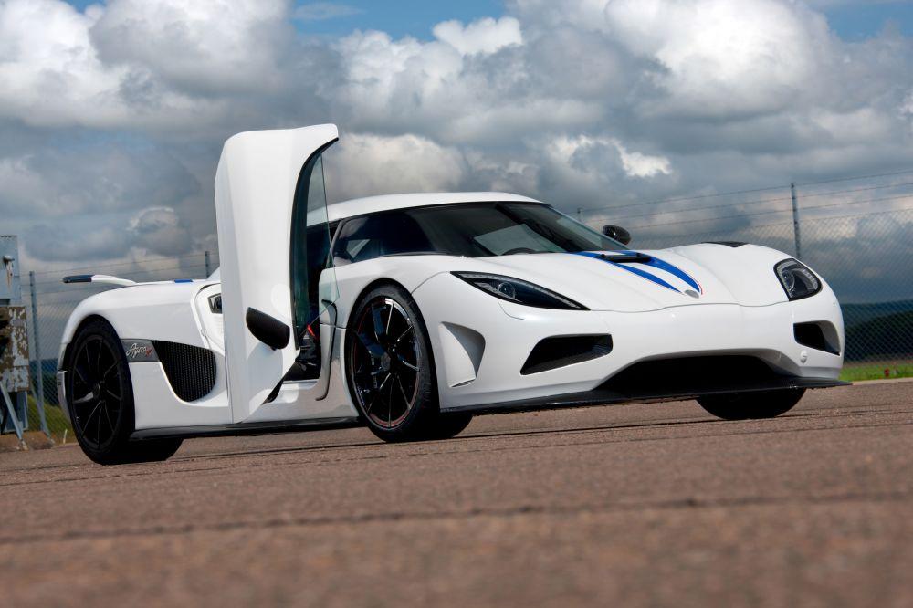 5 Mobil Tercepat di Dunia, Kecepatannya Melebihi 500 km/jam!