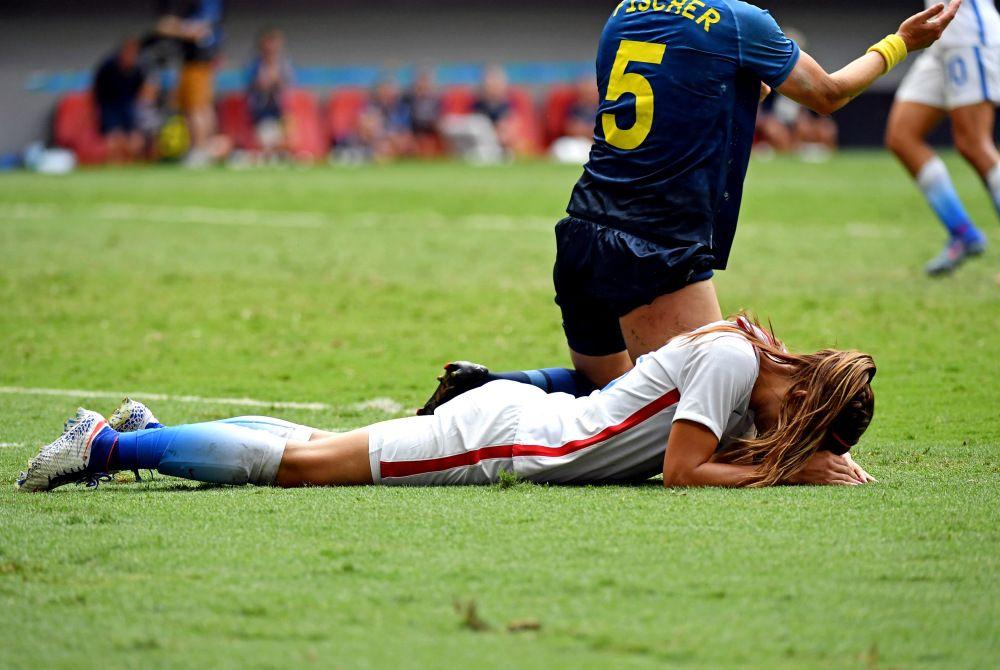 12 Fakta Fenomenal Tim Sepakbola Nasional Wanita Amerika Serikat