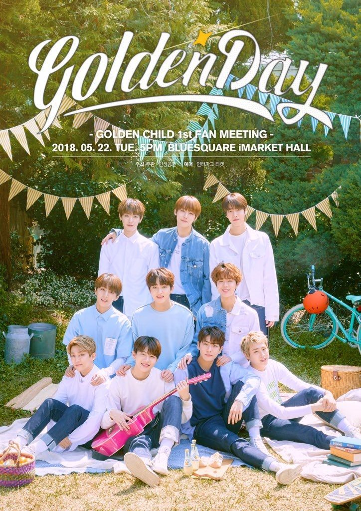 8 Potret Perjalanan Karier Boy Group Golden Child yang Segera Comeback