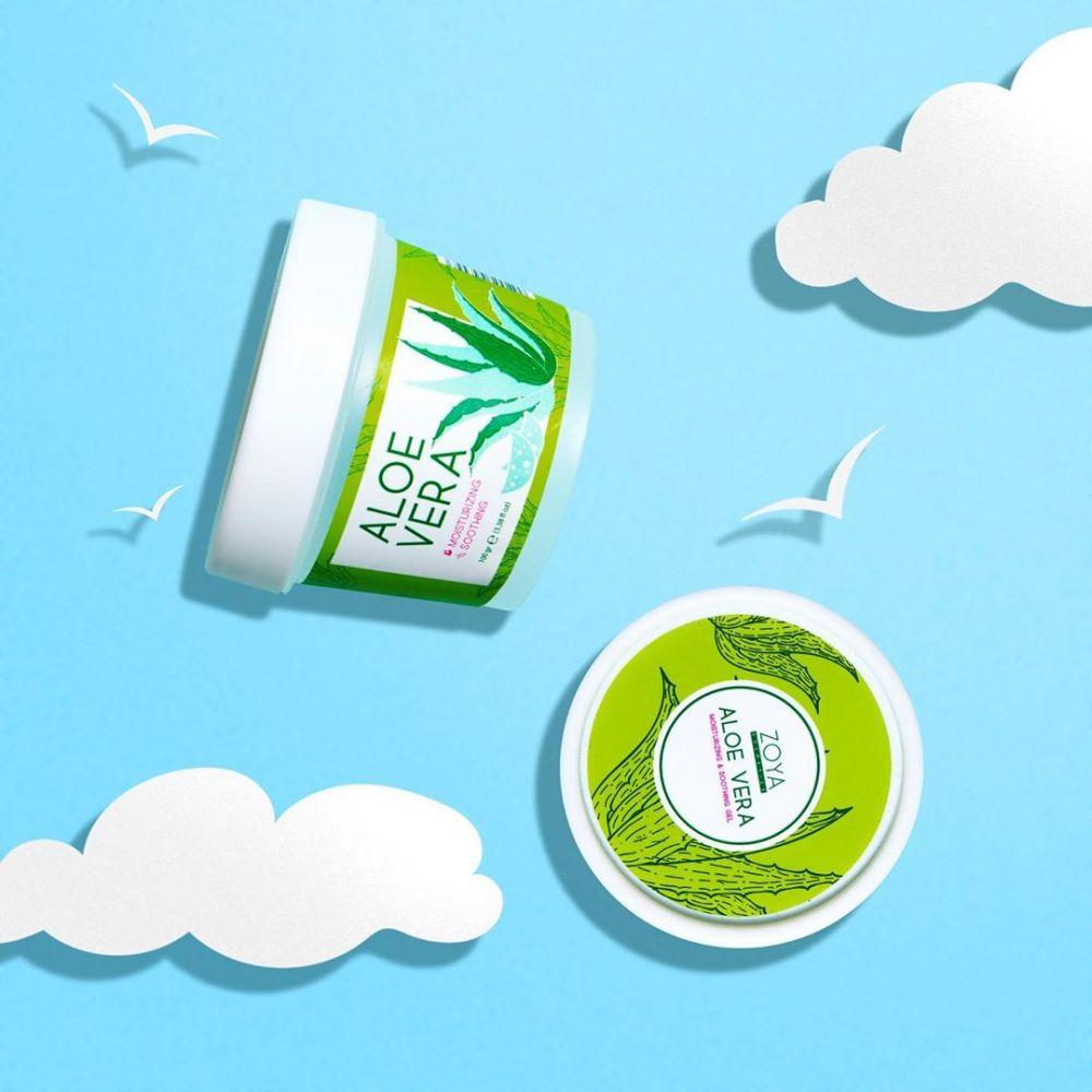 8 Rekomendasi Aloe Vera Gel Brand Lokal, Gak Kalah dari Produk Korea