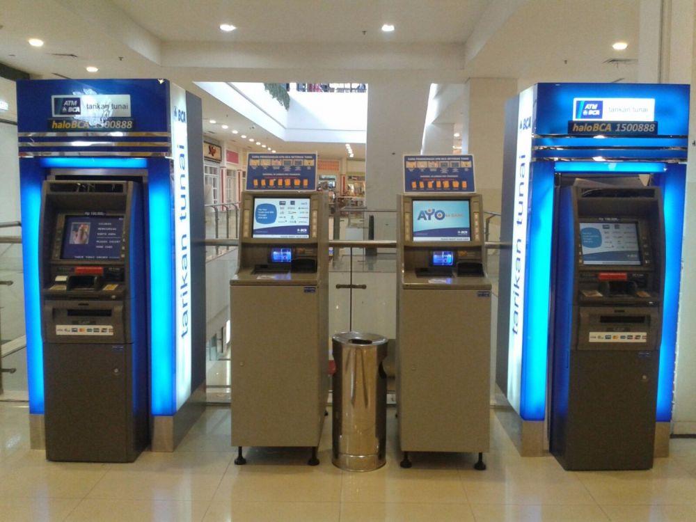 Punya 6.888 ATM Setor Tarik, BCA Pecahkan Rekor MURI