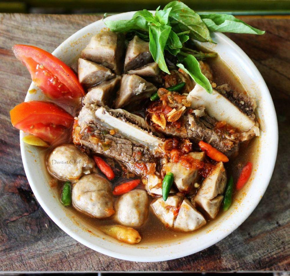 7 Bakso Sedap di Palembang, Semangkok Mana Cukup