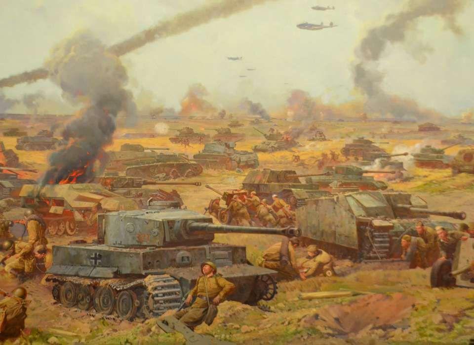 5 Alasan Jerman Kalah dalam Pertempuran Kursk Perang Dunia II