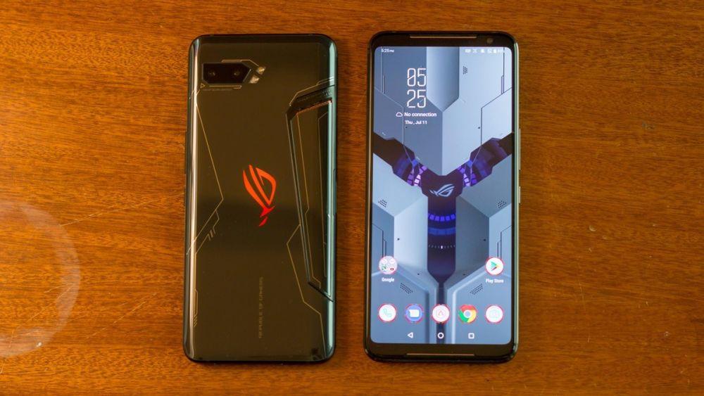 Asus ROG Phone II - Smartphone dengan Kamera Canggih