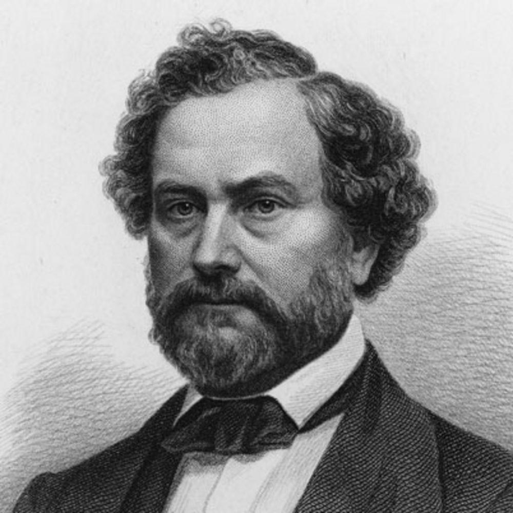Mengenal Samuel Colt, Inventor Amerika Pencipta Senjata Revolver