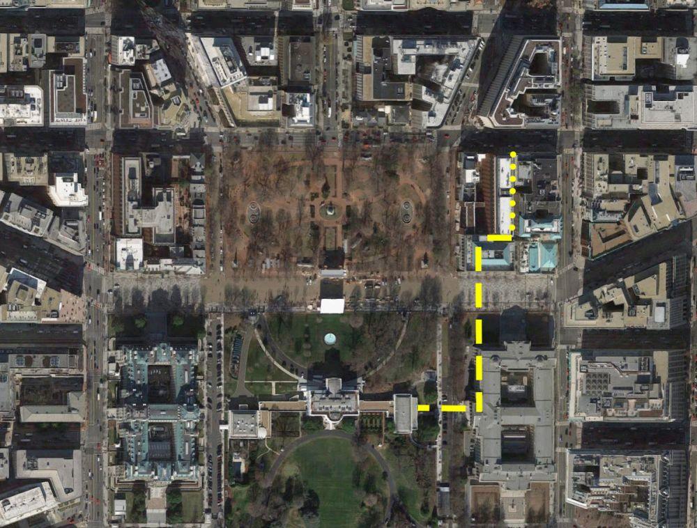 9 Landmark Terkenal Ini Ternyata Memiliki Jalan Rahasia, Lho