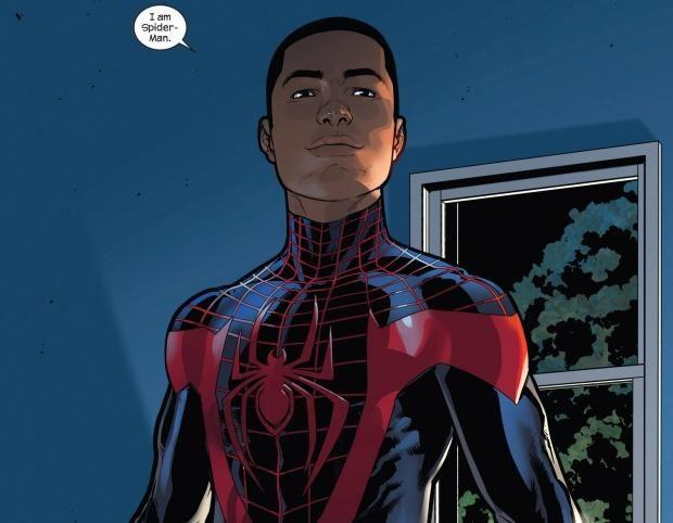 7 Spider-Man dari Universe Lain, Gak Cuma Peter Parker