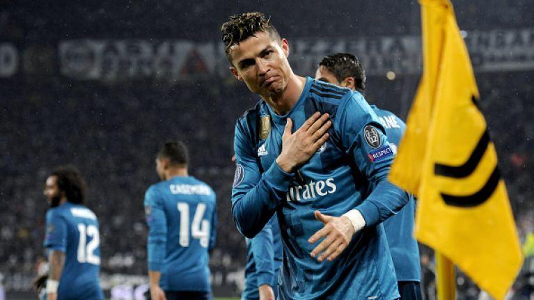 Berkelas, Ini Dia Gol yang Jadi Favorit Ronaldo Sepanjang Kariernya