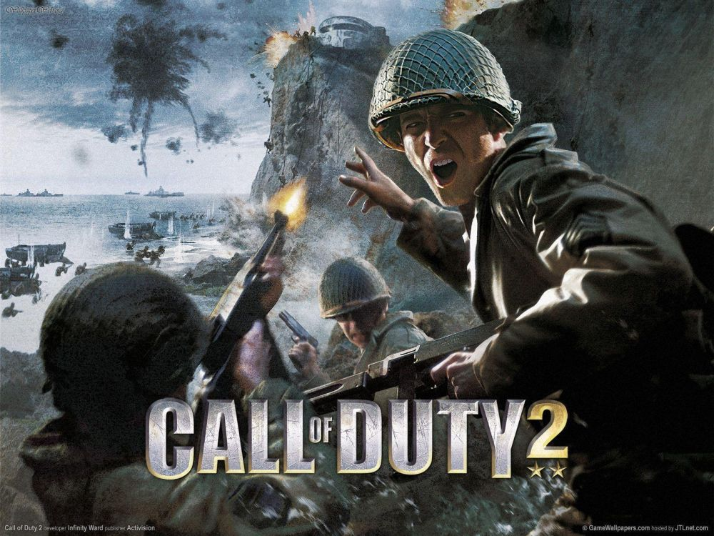 bpfhfru call of duty 2 wallpaper def1127ed8e1b334108819c5ccd295e2 - Waralaba Video Game yang Meraup Untung Paling Banyak