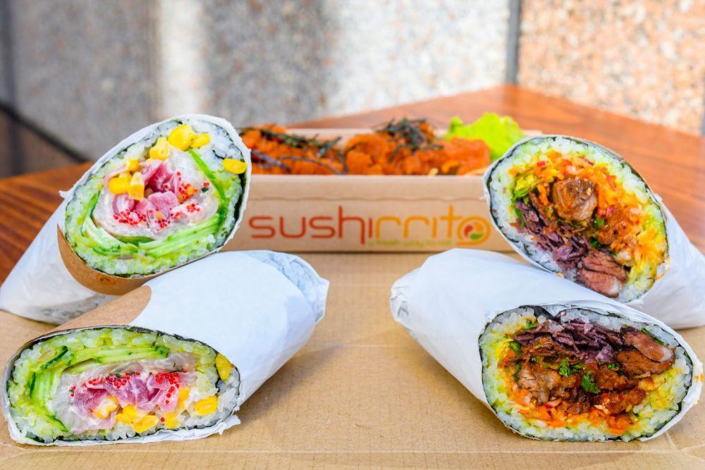 9 Inovasi Sushi yang Unik, Pakai Topping Kit Kat Juga Ada!