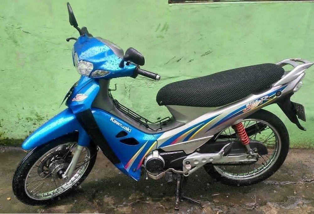 12 Motor Bebek 125cc yang Sempat Menghiasi Jalanan Indonesia