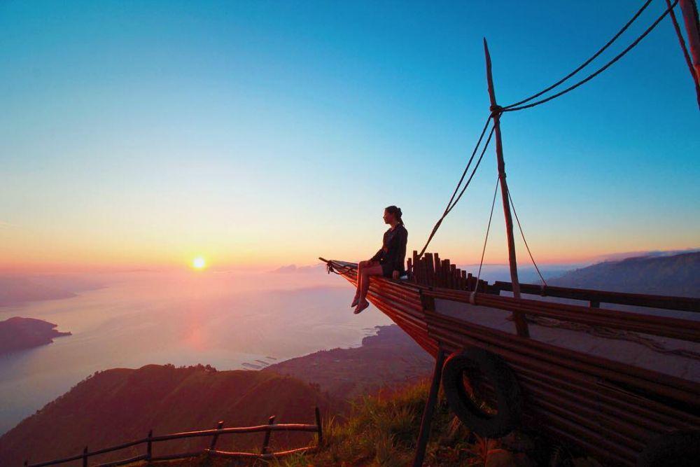 Staycation di Taman Simalem Resort, Toba? Pantang Lewatkan 5 Spot Ini