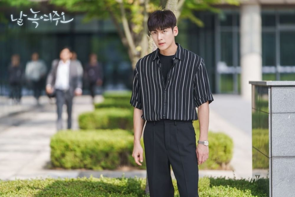 Simple tapi Kece, 9 Outfit Ji Chang Wook di Melting Me Softly
